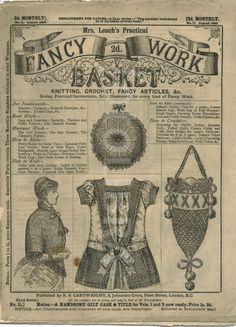 Fancy Work Basket Magazine