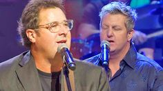 """Country Music Lyrics - Quotes - Songs Vince gill - Vince Gill and Rascal Flatts Perform """"Whenever You Come Around"""" (Live at the Grand Ole Opry) - Youtube Music Videos https://countryrebel.com/blogs/videos/18727143-vince-gill-and-rascal-flatts-perform-whenever-you-come-around-live-at-the-grand-ole-opry-watch"""