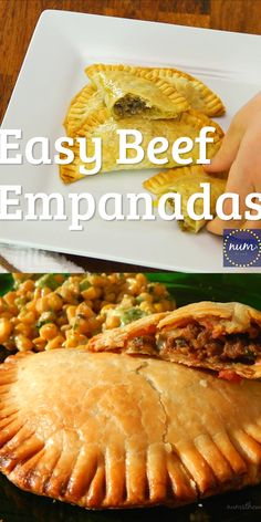 Tasty Videos, Food Videos, Recipe Videos, Crockpot Recipes, Cooking Recipes, Chicken Recipes, Meat Pie Recipes, Maseca Recipes, Easy Meat Pie Recipe