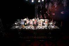 Essie designed by Robert Verdi #diningbydesign #tabletop