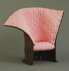Feltri Chair  Gaetano Pesce (Italian, born 1939) 1986