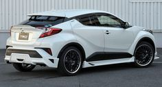 TRD Puts Its Spin On Toyota's C-HR, 86 Coupe And Others For 2017 Tokyo Auto Show #Concepts #Japan