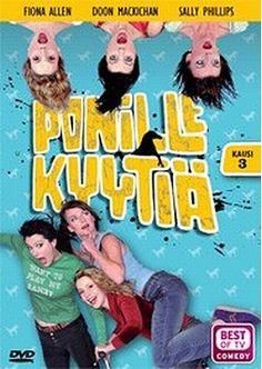 Ponille kyytiä 3.kausi dvd 4,99€ Kuta