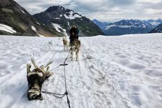 What it means to have a flat tire in Alaska