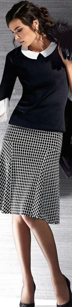 Madeleine Skirt and Sweater