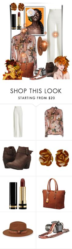 """Untitled #8159"" by princhelle-mack ❤ liked on Polyvore featuring Brandon Maxwell, Dolce&Gabbana, Blowfish, Gucci and Christys'"
