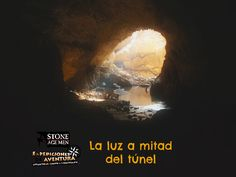 A mitad del túnel