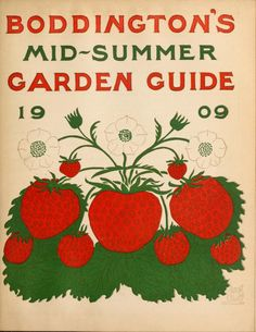 Find This Pin And More On №3 : Vintage Plant U0026 Seed Catalogues.