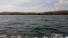 Paseo en bote, Tela Honduras