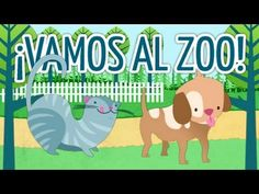 Spanish Children Songs: Los animales