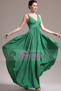 Prom Dresses 2015 V Neck A Line Prom Dress Chiffon Pleated Bodice Beaded , You will find many long prom dresses and gowns from the top formal dress designers and all the dresses are custom made with high quality A Line Prom Dresses, Wedding Party Dresses, Evening Dresses, Bridesmaid Dresses, Designer Formal Dresses, Formal Gowns, Chiffon, Latest Fashion Dresses, Pleated Bodice