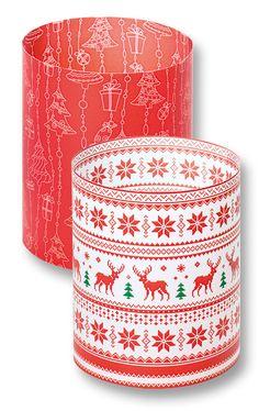 Tischlichter für weihnachtliche Stimmung. Mehr unter http://www.folia.de/epaper/folia_neuheitenkatalog_2014/catalog_4267182/index-sd.html#/28