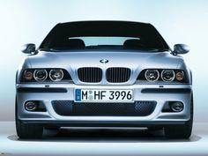 BMW E39 M5.