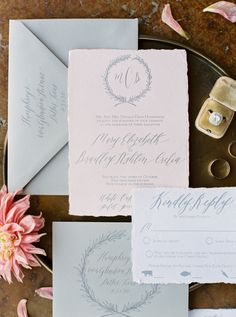 Photography : Sarah Kate, Photographer | Invitations : Wild Almond Blue Read More on SMP: http://www.stylemepretty.com/2016/03/07/whimsical-ranch-wedding-in-texas/