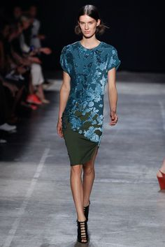 Spring 2013 Ready-to-Wear  Narciso Rodriguez