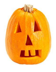 Dynia na Halloween - WZORY - 13 POMYSŁÓW! - Dynia na Halloween - wzory
