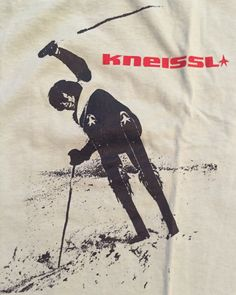 Petersen Collection - Mid 1970s Kneissl T-shirt - pugski