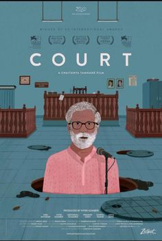 India sends Venice Orizzonti Best Film Award winner कोर्ट Court by Chaitanya Tamhane to #Oscars2016 foreign-language film category