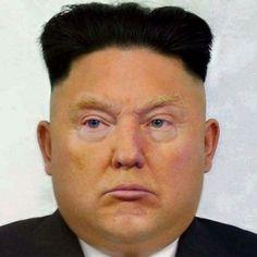 """Ким Чен Ын """"уделал"""" Трам…"""