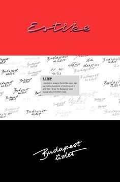 Budapest üzlet pop-up store identity on Behance Fitness Design, The Hundreds, Budapest, Pop Up, Identity, Behance, Neon Signs, Store, Popup