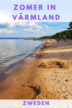 Summer vacation in Värmland, Sweden - Go on a summer holiday in the Swedish province of Värmland! The province of a thousand lakes and e - Disney Cruise Tips, Camper, Ultimate Travel, Outdoor Travel, Budget Travel, Travel Usa, Stockholm, Finland, Norway