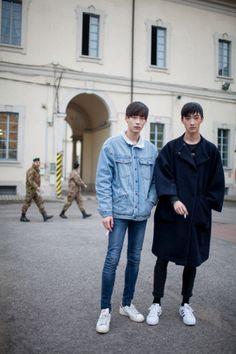 Street Style: Milan Men's Fashion Week Fall '16