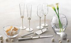 Kate Spade #silverplated #crystal #gifts #serveware #flute #glass #macys BUY NOW!
