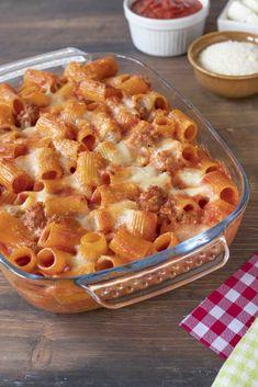 My Recipes, Italian Recipes, Pasta Recipes, Cooking Recipes, Favorite Recipes, Recipe Mix, Cooking Chef, Homemade Pasta, Pasta Bake