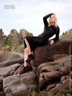 Winter Is Coming: Marijn Van Ingen By Cornelie Tollens For Elle Netherlands September 2014 - Cédric Charlier