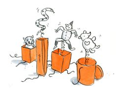 Hermes Illustrations : Alice Charbin