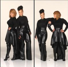 Mary Mary... The three Grammy award winning duo are often credited  broadening the fan base of urban contemporary gospel by introducing elements of soul music, hip hop, funk and jazz.