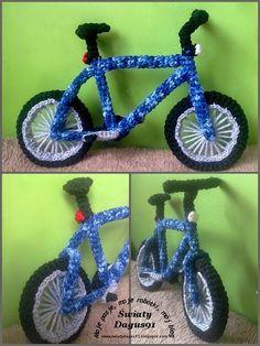 szydełko rower - Szukaj w Google