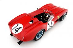 Ferrari 250TR Scaglietti 'Sebring' 1958 | Amalgam 1/8