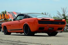 "Ring Brothers ""Producer"" 1965 Ford Mustang by scott597, via Flickr"