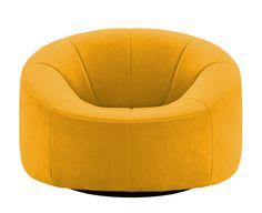 Pumpkin by Ligne Roset Ligne Roset, Modern Armchair, Daybed, Tub Chair, Industrial Design, Fabric Design, Bean Bag Chair, Modern Furniture, Accent Chairs