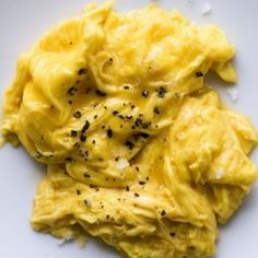 How to Make the Best Scrambled Eggs You've Ever Tasted