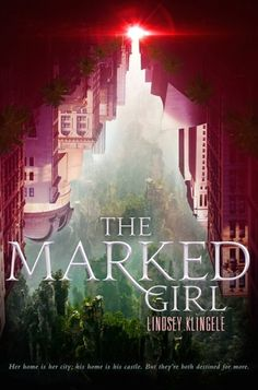 Cover Reveal: The Marked Girl (Marked Girl, #1) by Lindsey Klingele -On sale June 21st 2016 by Harper Collins -Once upon a time, in a land far, far away (Los Angeles)…  When Cedric, crowned prince of Caelum, and his fellow royal friends (including his betrothed, Kat) find themselves stranded in modern-day L.A. via a magical portal and an evil traitor named Malquin, all they want to do is get home to Caelum—soon. Then they meet Liv, a filmmaker foster girl who just wants to get out of the…
