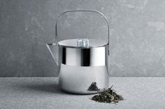 'Tea With Georg' by Scholten & Baijings for Georg Jensen | Featured on Sharedesign.com