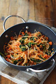 Simply Cooking and Baking...: Urap Sayur