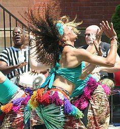 Ensemble - African dance ensemble Cape Cod