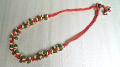 Sitara Necklace by neliyo on Etsy, $15.00