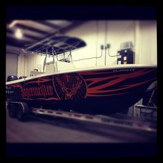 Photo by signzoo • Instagram, Jagermeister Boat Wrap