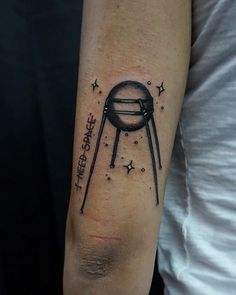 Hurricane Frances, Space Tattoos, I Need Space, Deathly Hallows Tattoo, Tattoos For Women, Friday, Instagram, Female Tattoos