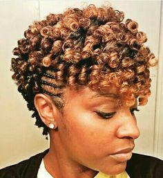 Image Result For Straw Set Curls Braids For Black Hair Straw Set Natural Hair Straw Set Curls