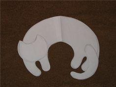 Neck Pillow Cat