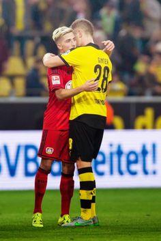 Kevin Kampl & Matthias Ginter