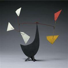 Untitled By Alexander Calder ,Circa 1960