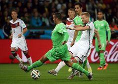 WM 2014 Brasilien Zittersieg dank Schürrle – Deutschland gewinnt nach Verlängerung gegen Algerien 2-1
