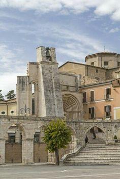 Ancient Roman aqueduct - Sulmona (AQ) - Italy