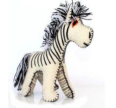 Zebra Twoolie